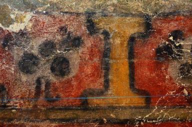 Ornamentos tumbas Fuente: Héctor Montaño, INAH
